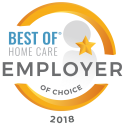 Home Care For Seniors | At Your Side Home Care | The Woodlands, TX - 2018_employer_of_choice_0