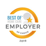 Home Care For Seniors | At Your Side Home Care | The Woodlands, TX - 2019_employer_of_choice