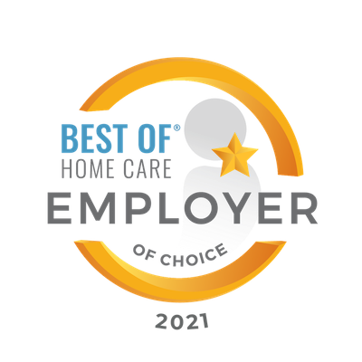 Home Care For Seniors | At Your Side Home Care | The Woodlands, TX - Employer_of_Choice_2021