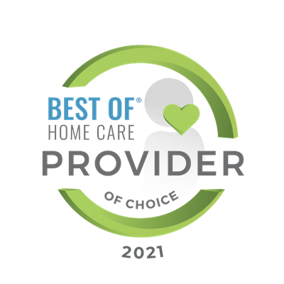 Home Care For Seniors | At Your Side Home Care | The Woodlands, TX - Provider_of_Choice_2021