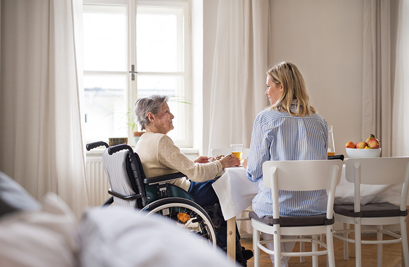 What Is Home Care? - At Your Side Home Care - care