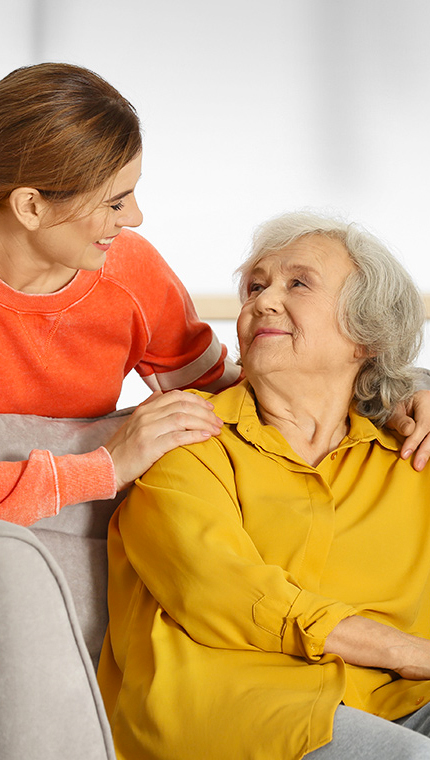 Caregiver - At Your Side Home Care - caregiver2