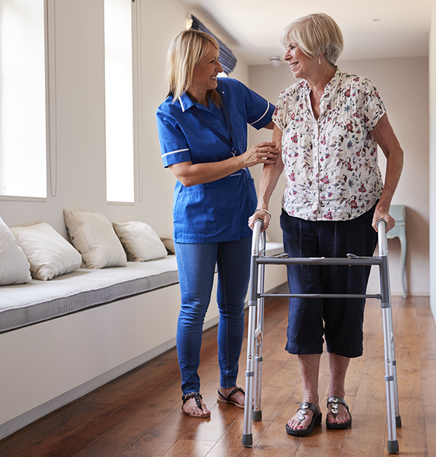Private-Duty Nursing - At Your Side Home Care - helping