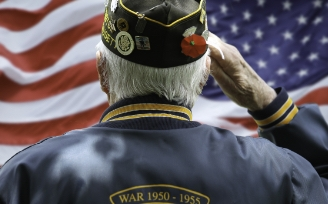 Veterans Benefits - At Your Side Home Care - image-callout-veterans