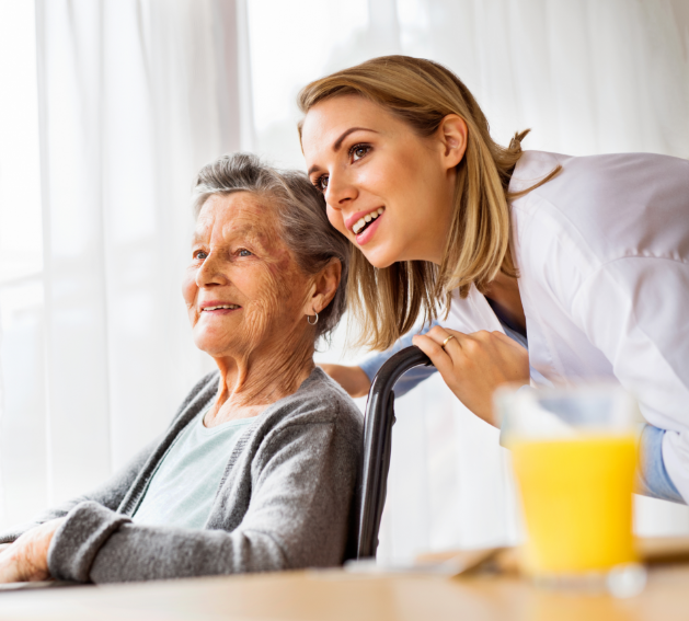 Home Care Services: Complete In-Home Care | At Your Side - image-content-quality-of-life