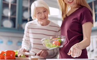 Diabetes Care - At Your Side Home Care - image-resources-mealprep