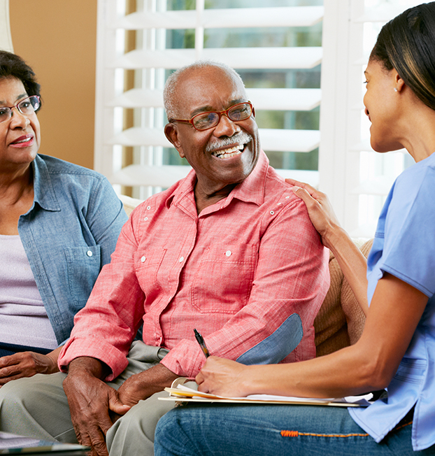 Patient-Centered Care - At Your Side Home Care - information-sharing